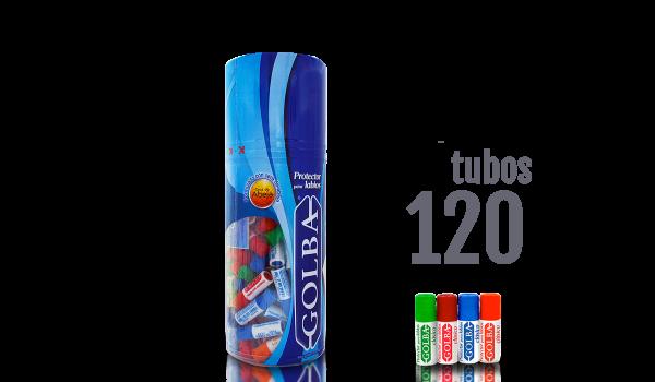 Exhibidor 120 tubos